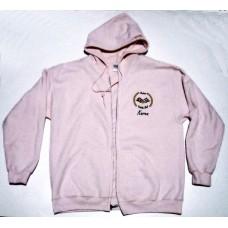Tulsa Vette Set Zipper Logo Hoodie Sweatshirt M-XL