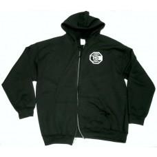 Green Country MG Register Logo Zipper Hoodie Sweatshirt m-XL