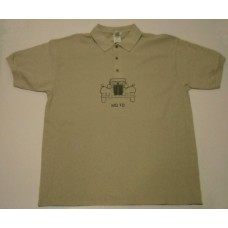 MG TD Outline 100% Cotton Shirt Size M - 2X-Large