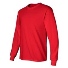 Green Country MG Register Mens Long Sleeve Logo T-Shirt 2XL-3XL