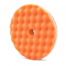 "Adam's 5.5"" Orange Foam Cutting Pad"