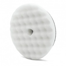 "Adam's 5.5"" White Foam Finishing Pad"