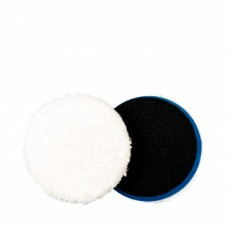 "Adam's 4"" Blue Microfiber Cutting Pads (2 Pack)"